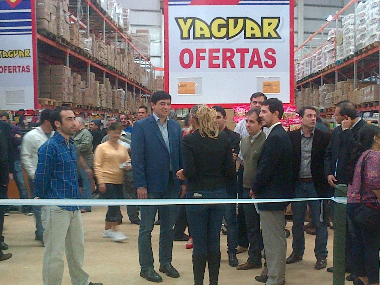 Inaguracion Yaguar