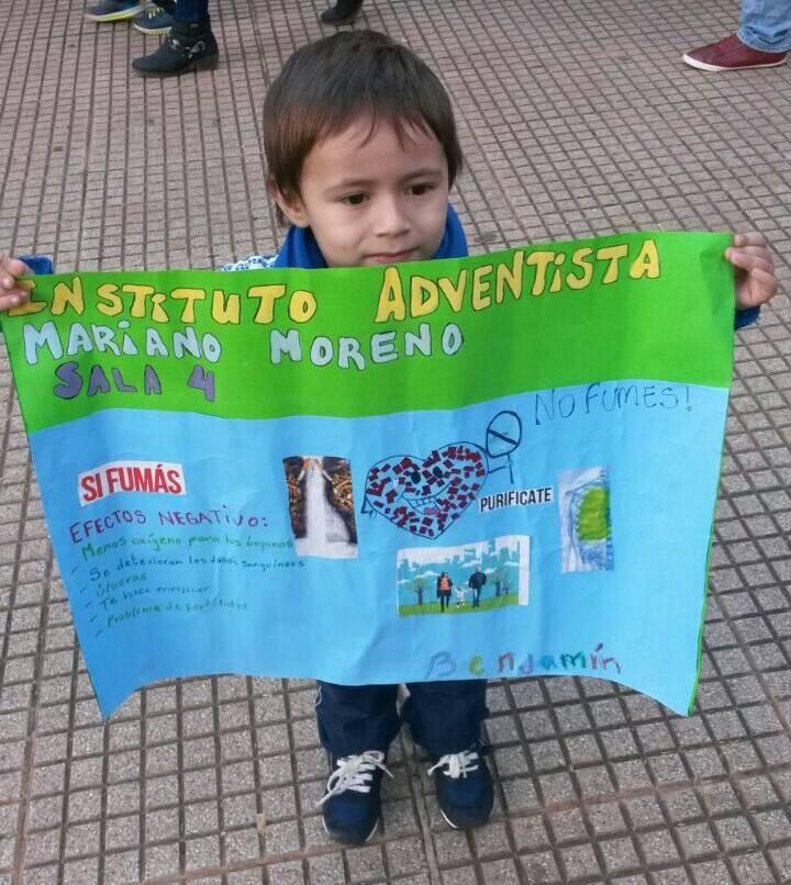 Dia Mundial Sin Tabaco-Instituto Mariano Moreno