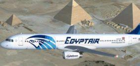 Avion Egypt-Accidente