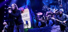 Black Sabbath-Show Argentina