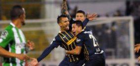 Central Libertadores-Cuartos de Final