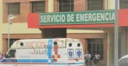 Emergencia Hospital Madariaga