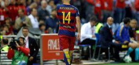 Mascherano-Barcelona