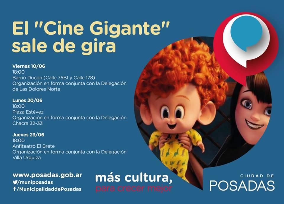 Cine Gigante-Posadas
