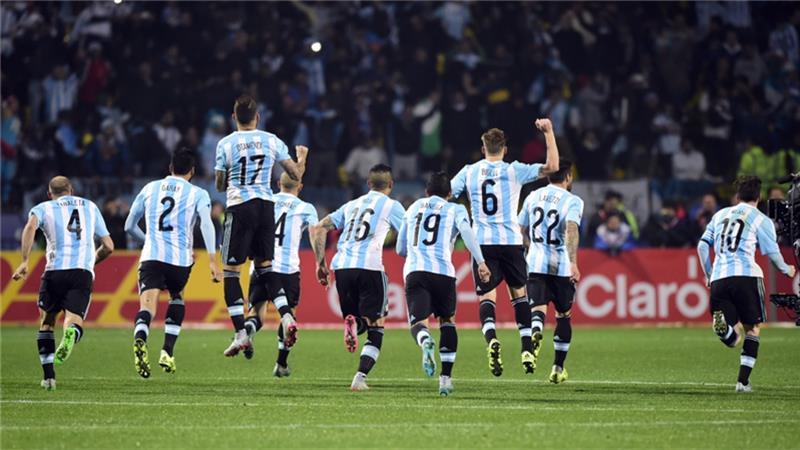 Copa Aamerica.Argentina-Final