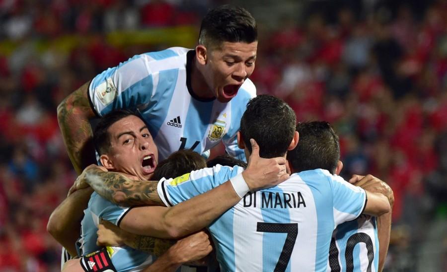 Copa America-Seleccion Argentina