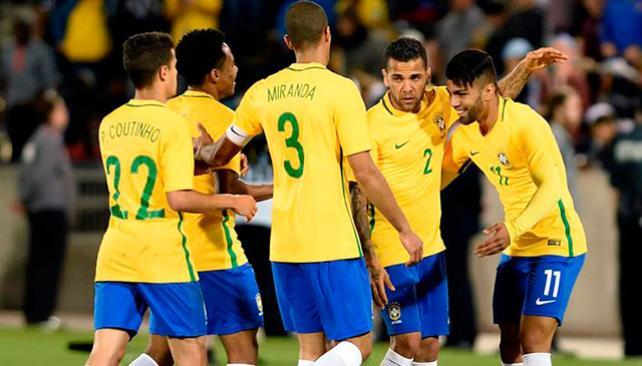 Copa America.Brasil-Ecuador