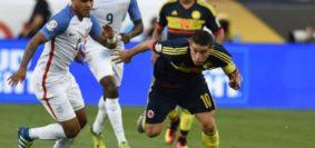 Copa America.Colobia-Estados Unidos