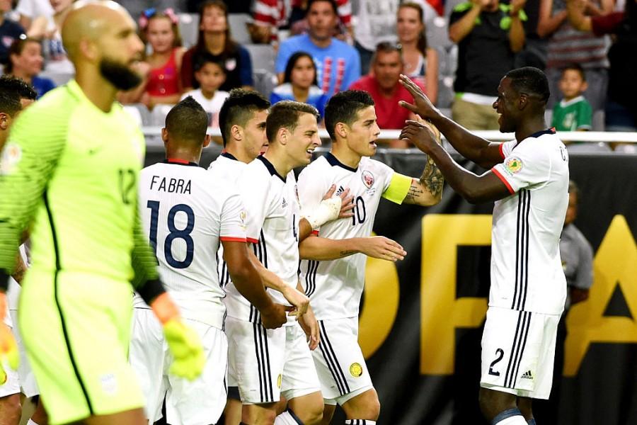 Copa America.Colombia Tercer Puesto