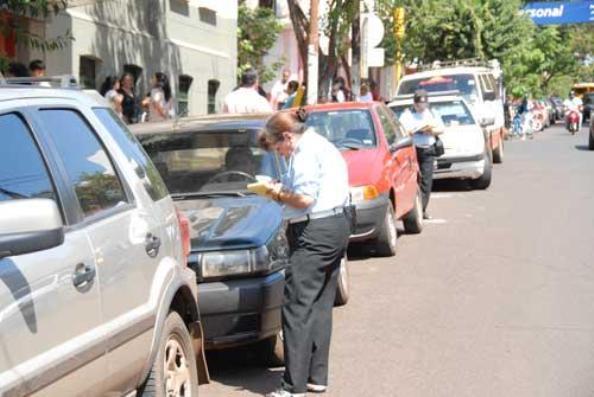 Libre Estacionamiento-Posadas
