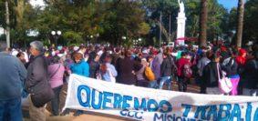 Marcha CCC-Misiones