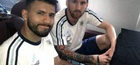 Messi-Aguero