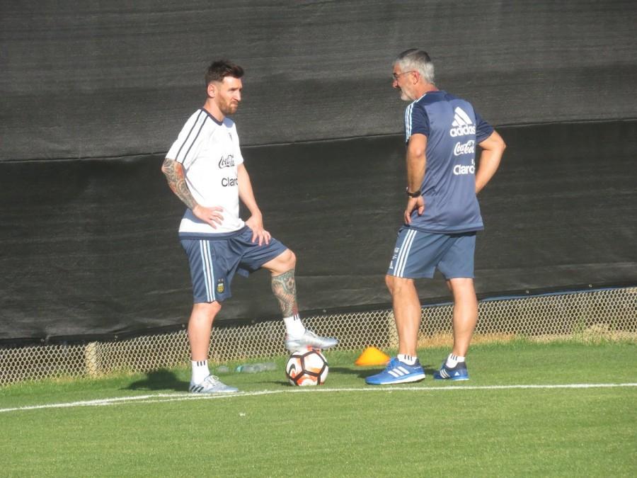 Messi-Seleccion Argentina