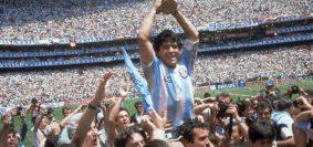 Mexico 86-Argentina Campeon
