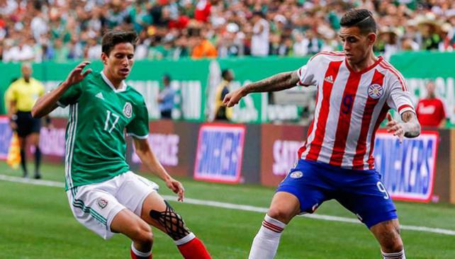 Paraguay-Costa Rica-Copa America