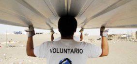 TECHO- voluntariado