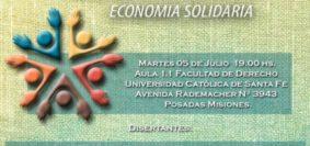 conferencia economica solidaria