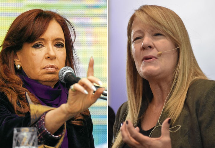 Cristina vs stolbizer