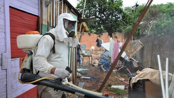 Dengue-Misiones