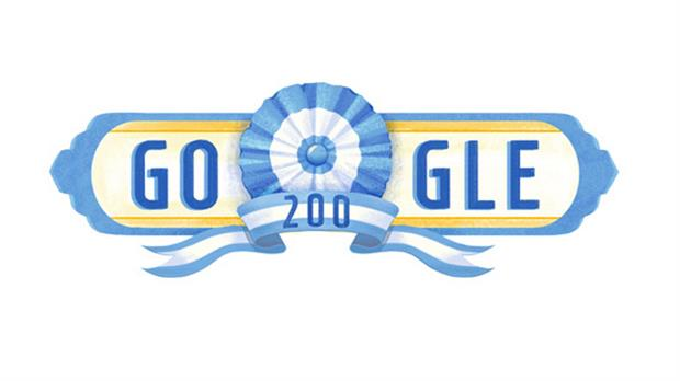 Google-Bicentenario Homenaje