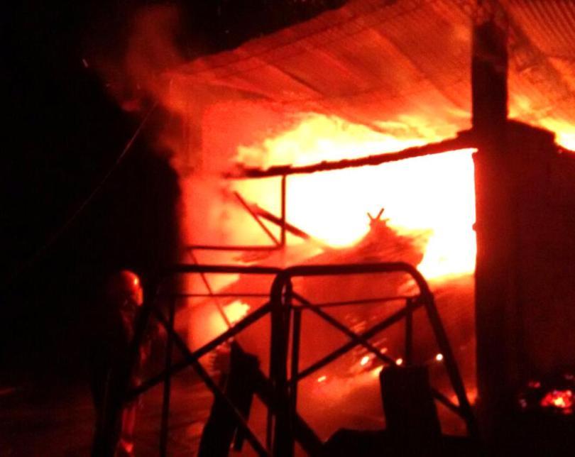 Incendio Secadero-Eldorado