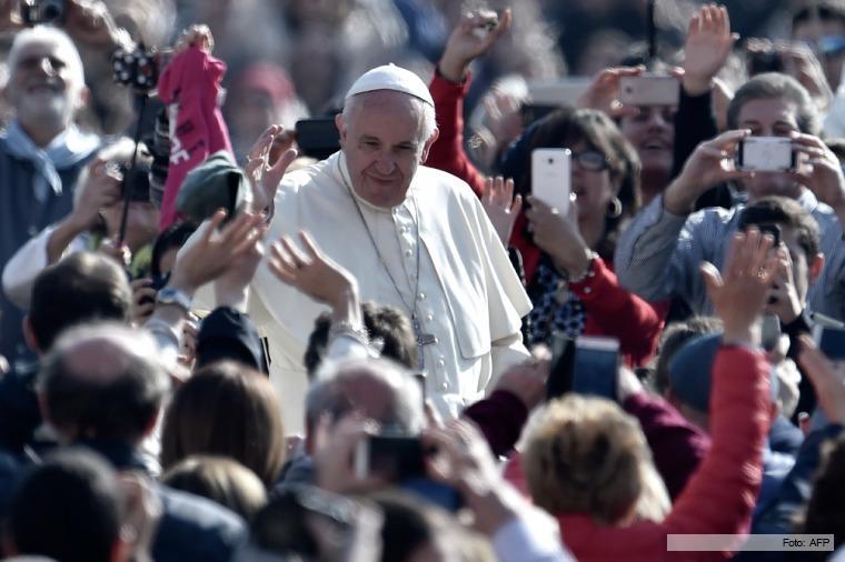 Papa Francisco-Twitter