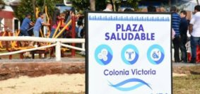 Plaza Saludable-Misiones
