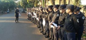 Presencia Policial-Urquiza