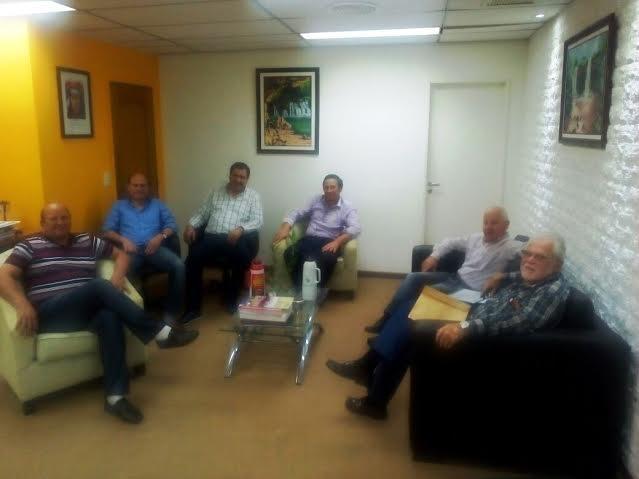 Reunion-Ministro Garay