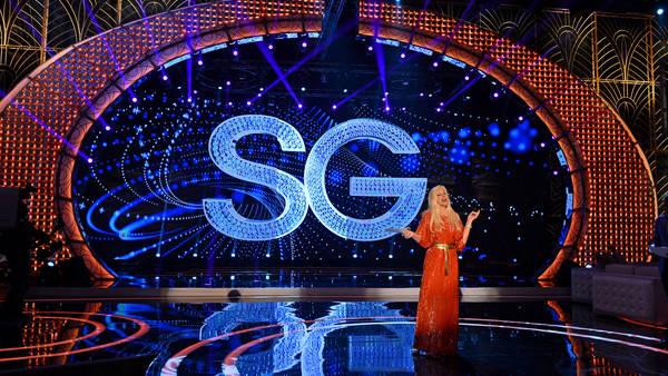 Susana Gimenez.Television-Vuelta