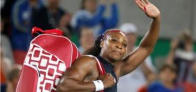 Serena Williams-Tenis Eliminada