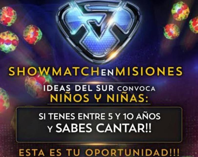 ShowMatch-Misiones