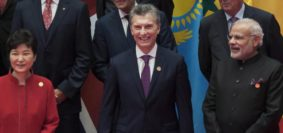 Macri Nota-Cumbre G20