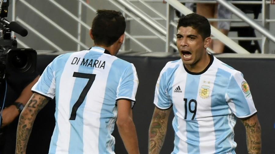 Seleccion Argentina vs Venezuela-Eliminatorias
