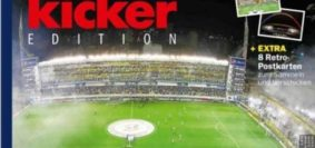 Revista Kicker-Bombonera