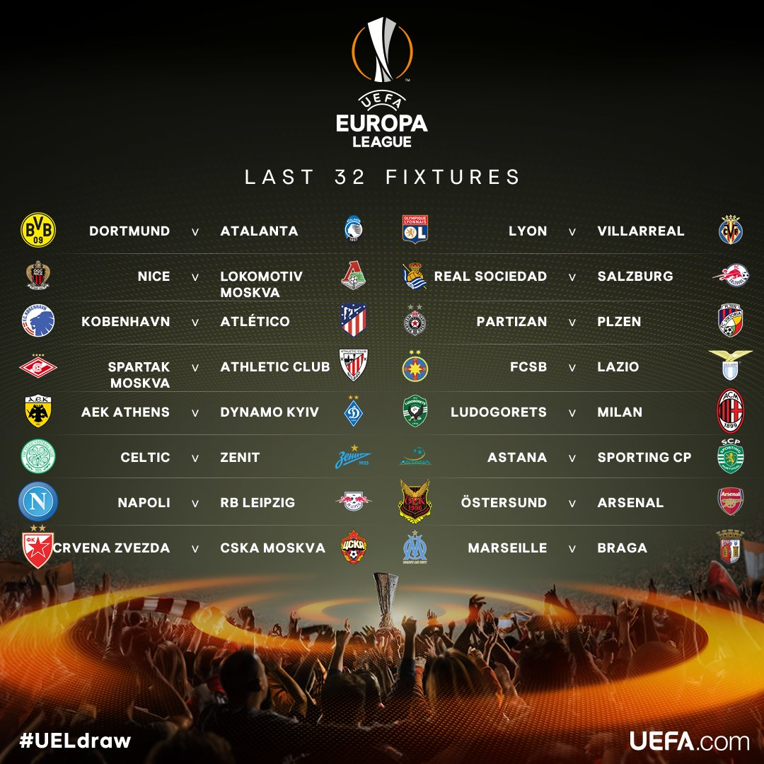 Europa League-Cruces
