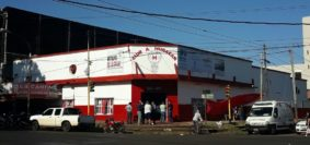 Club Huracan-velorio