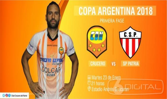 Crucero-Copa Argentina