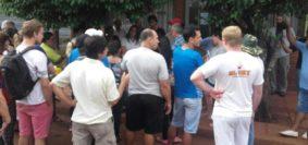 Emsa-reclamo vecinos Campo Viera