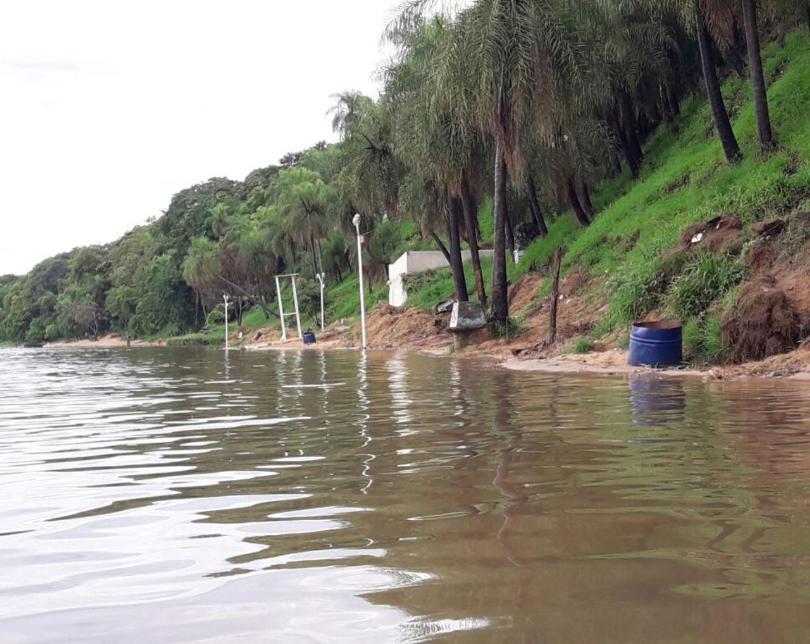 Ituzaingo-playas cerradas