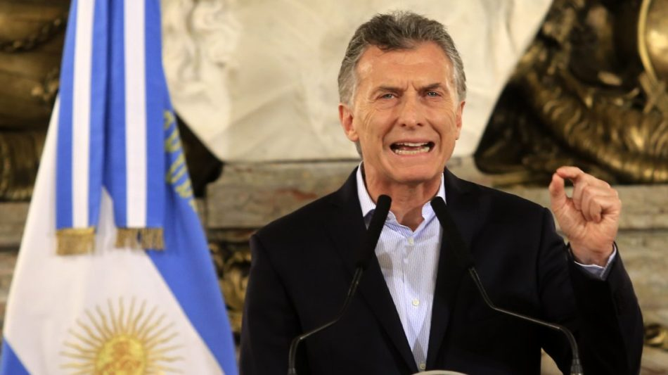 Mauricio Macri-anuncios