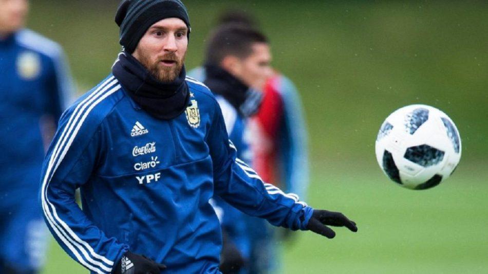 Messi-Italia