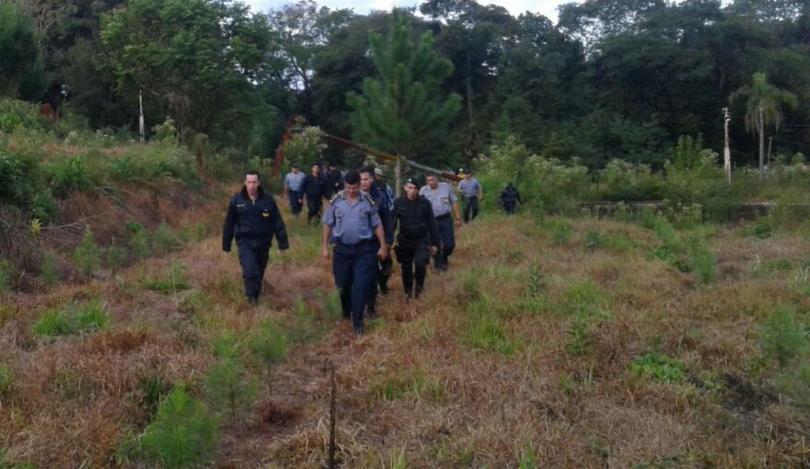 Policia-Campo Grande