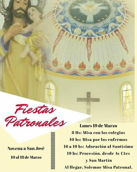 San Jose-Fiesta Patronal