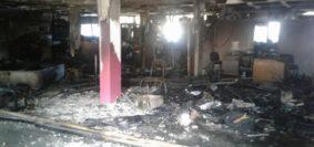 incendio muni Paraguay
