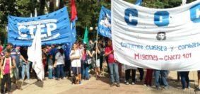 protesta CCC