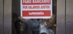 paro bancaria