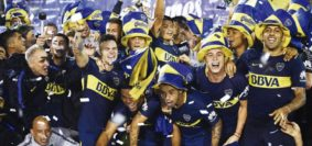 Boca-Bicampeon