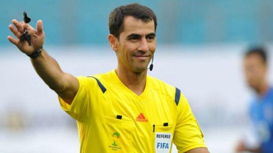Arbitro Argentina-Croacia