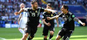 Argentina-Nigeria